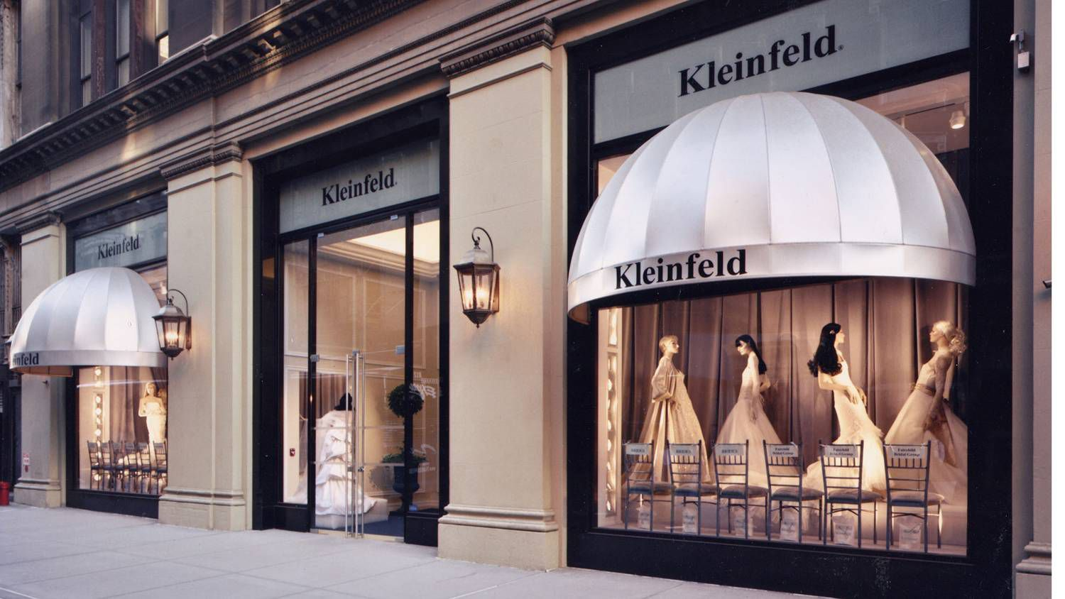 1dbbbb9891b0 Hudson's Bay says 'yes' to Kleinfeld's dresses - The Globe and Mail
