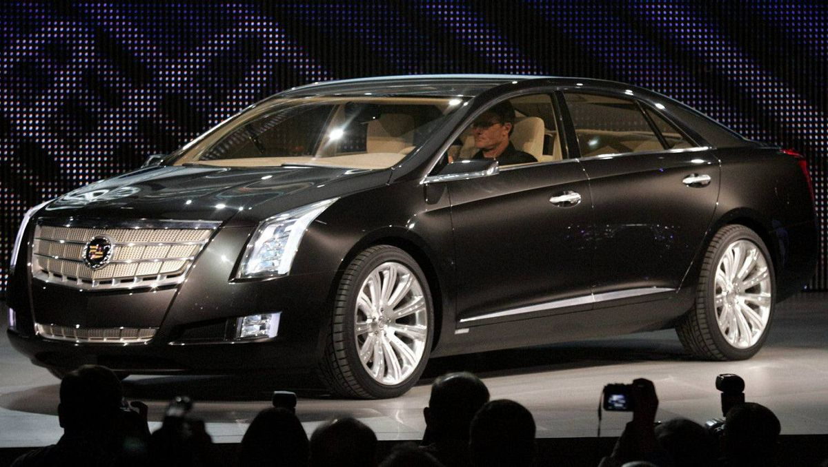 Gm Plans Two New Cadillac Models The Globe And Mail