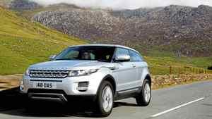 2012 Range Rover Evoque.