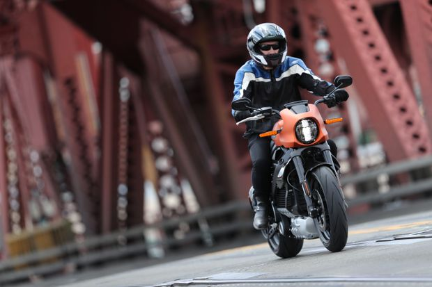 Review: Harley-Davidson's electric LiveWire heralds a new