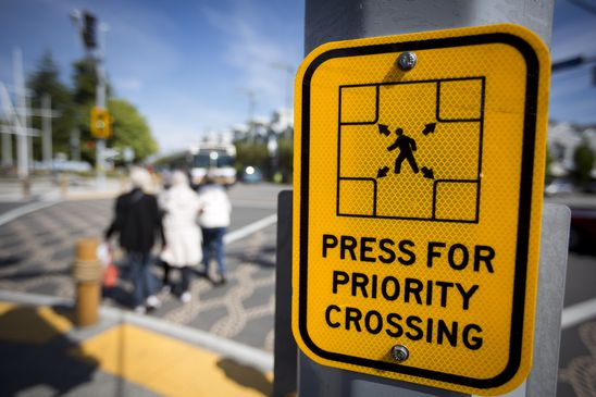 To protect pedestrians, cities are going back to the future
