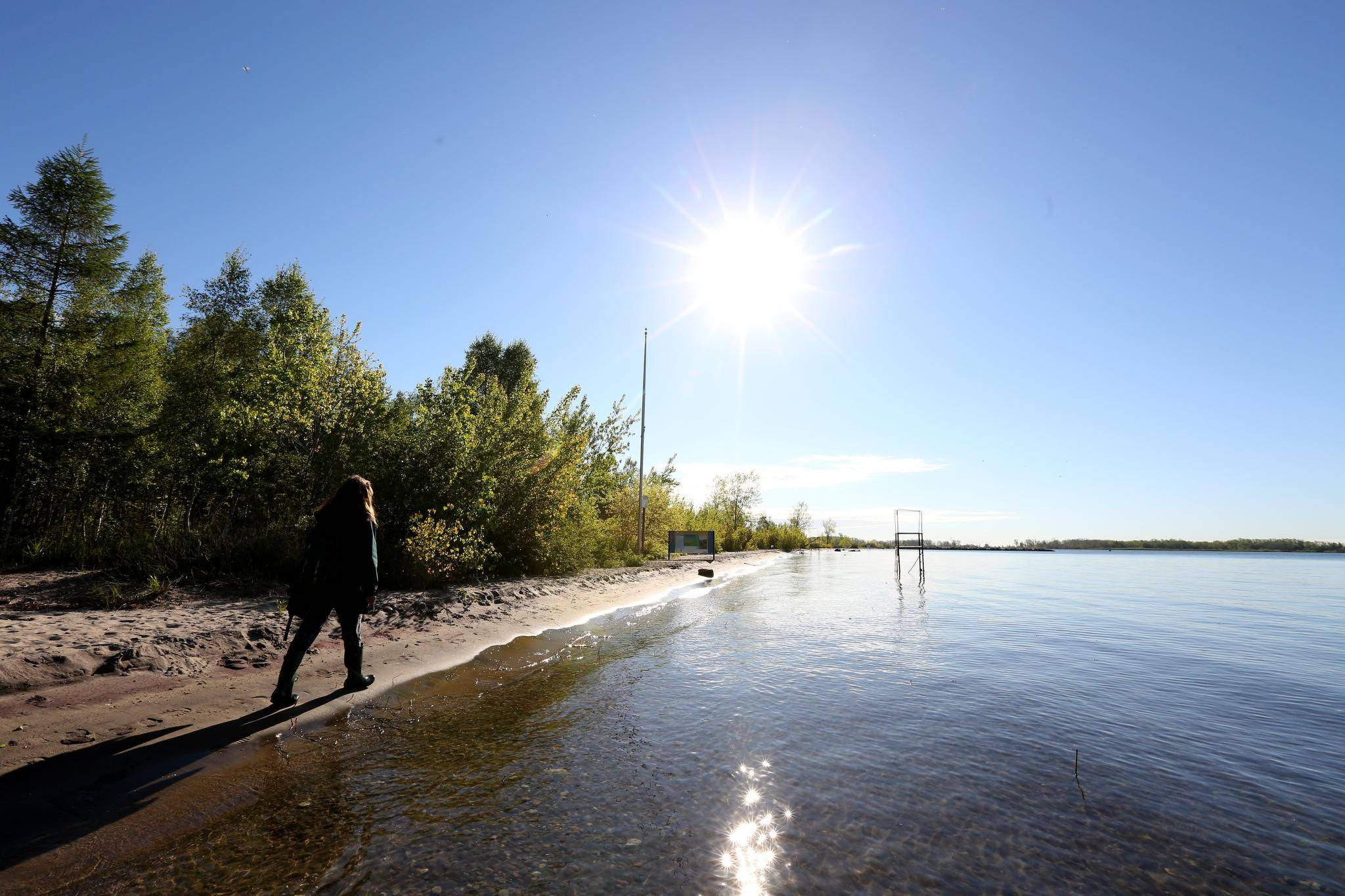 St Lawrence River Braces For Largest Dam Water Release Ever The
