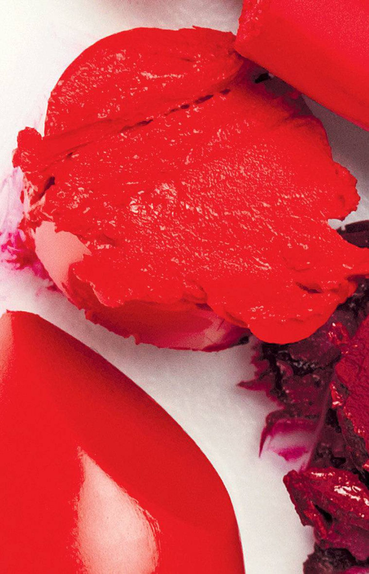 M.A.C. Matte lipstick in Russian Red, $17.50 at M.A.C. counters across Canada and through www.maccosmetics.com.