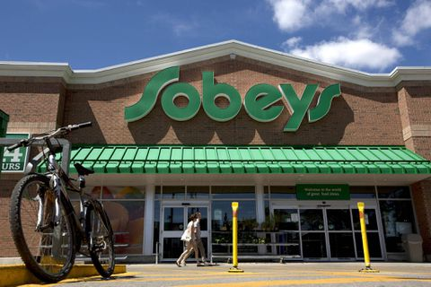 Ocado partners with Canada's Sobeys