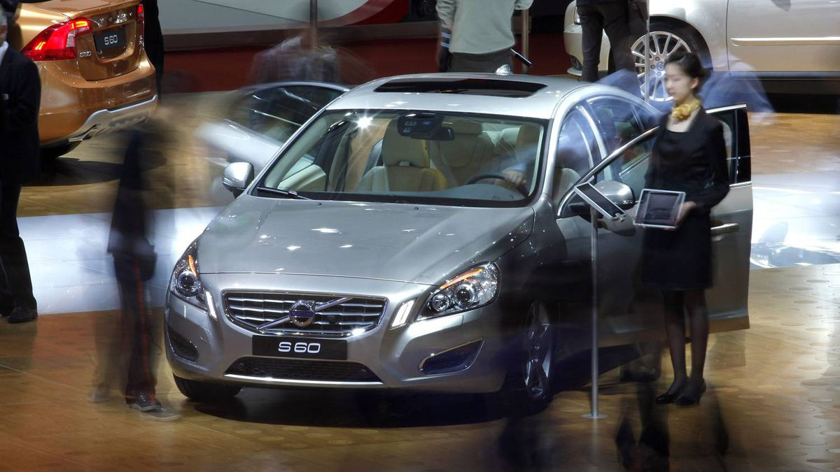 The Volvo S60 has a radar-controlled pedestrian avoidance system applies the brakes even if a driver doesn't. Several publicized tests of the system have resulted in embarassing failures for Volvo, however.