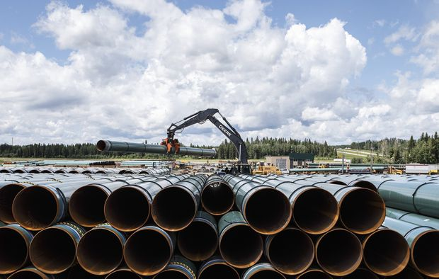 Trans Mountain pipeline expansion construction work to begin again