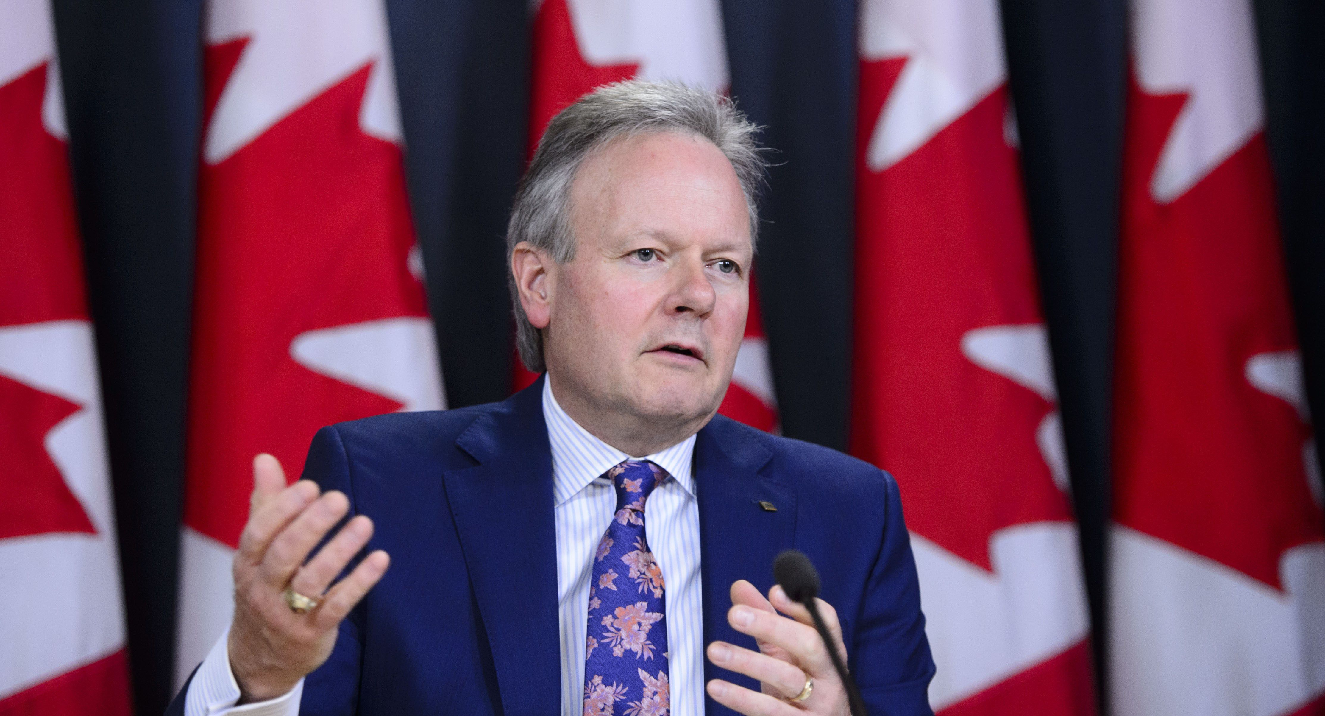 Possibility of recession, spike in risky borrowing threaten Canada's financial system