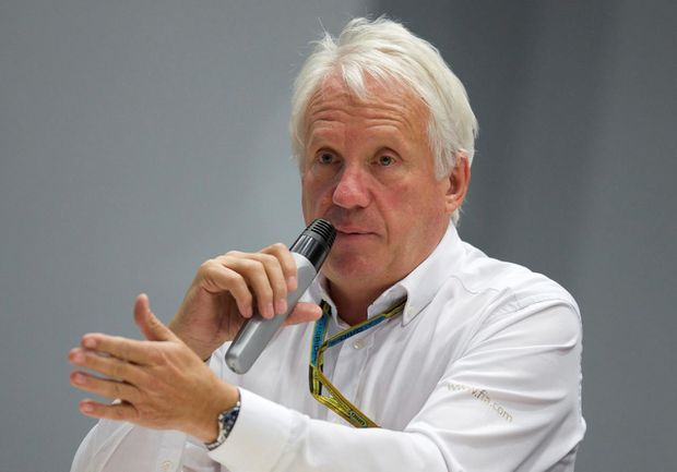 Charlie Whiting Gallery: F1 Mourns Sudden Death Of Race Director Charlie Whiting