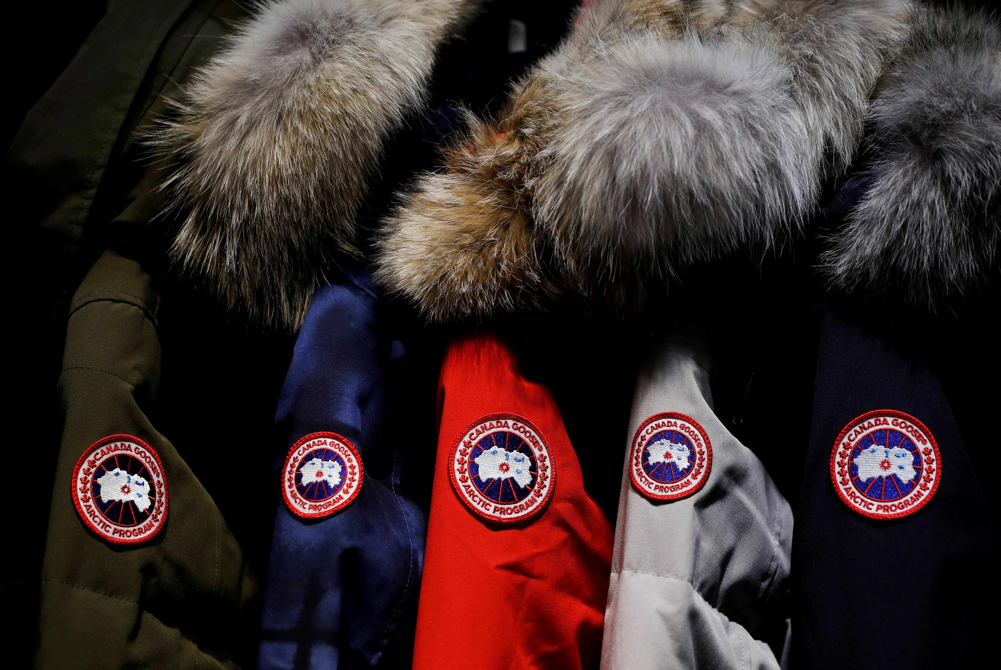 Canada Goose Shares Jump On Smaller Than Expected Loss The Globe