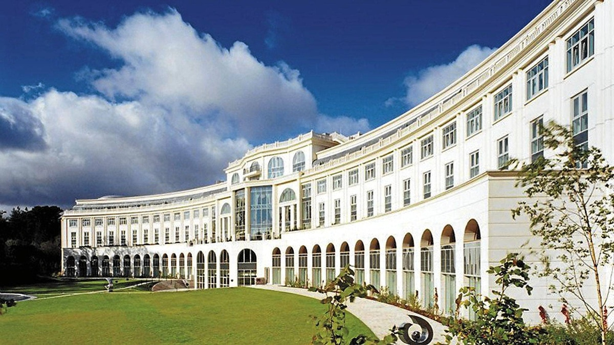 For true luxury, drive an hour out of Dublin and stay at the Ritz-Carlton at Powerscourt. The Gordon Ramsay restaurant recently underwent a menu makeover.