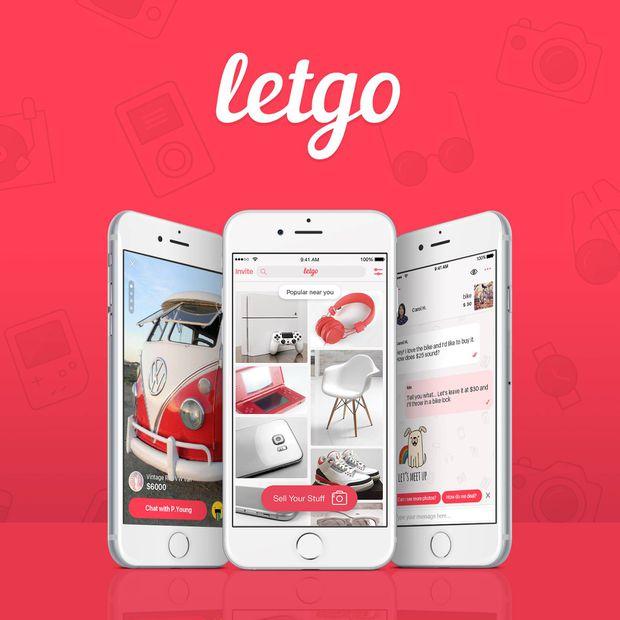 Letgo smartphone app looks to disrupt online classifieds