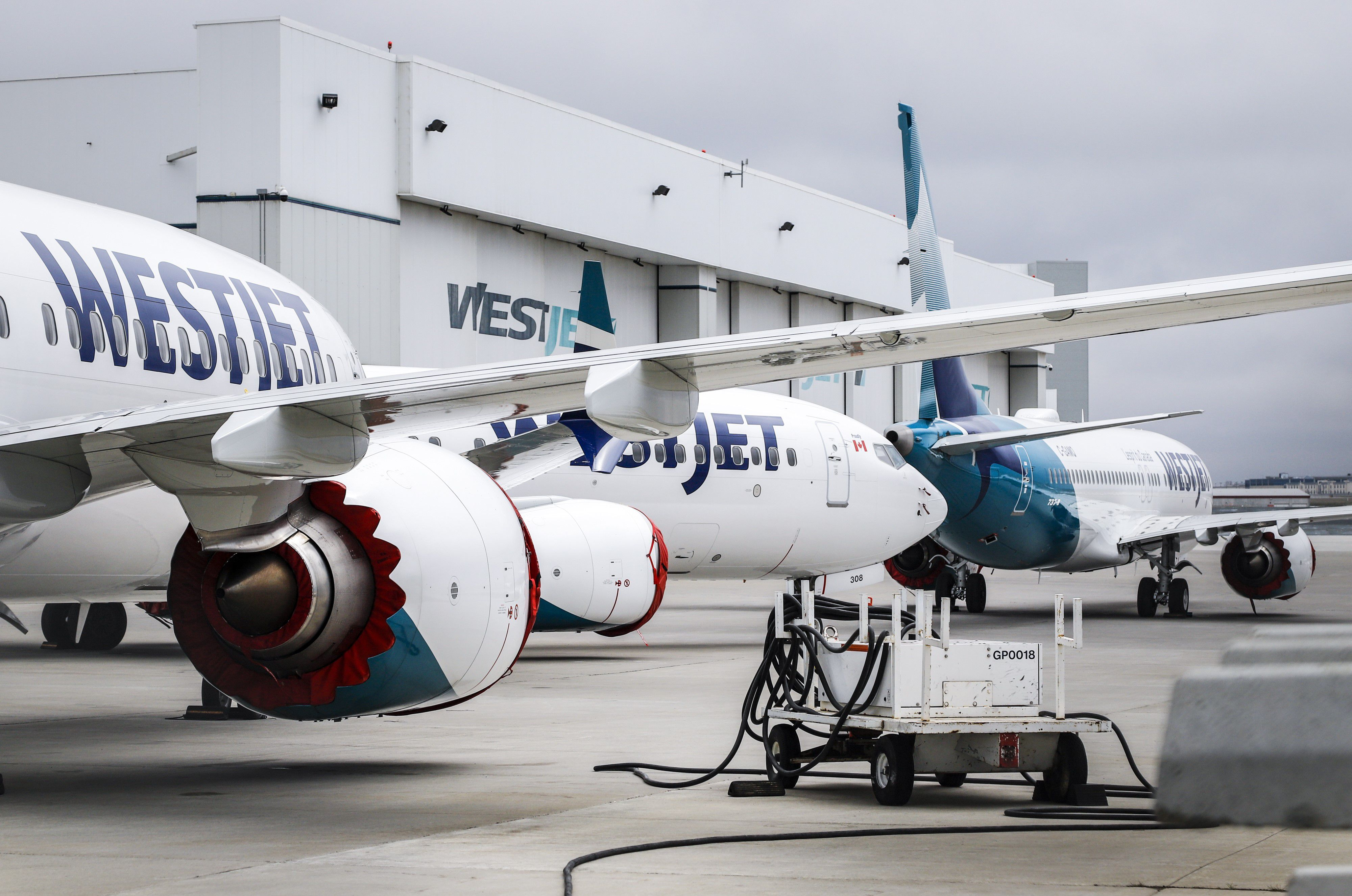 Onex slashed proposed offer for WestJet because of grounding of Boeing 737 Max planes