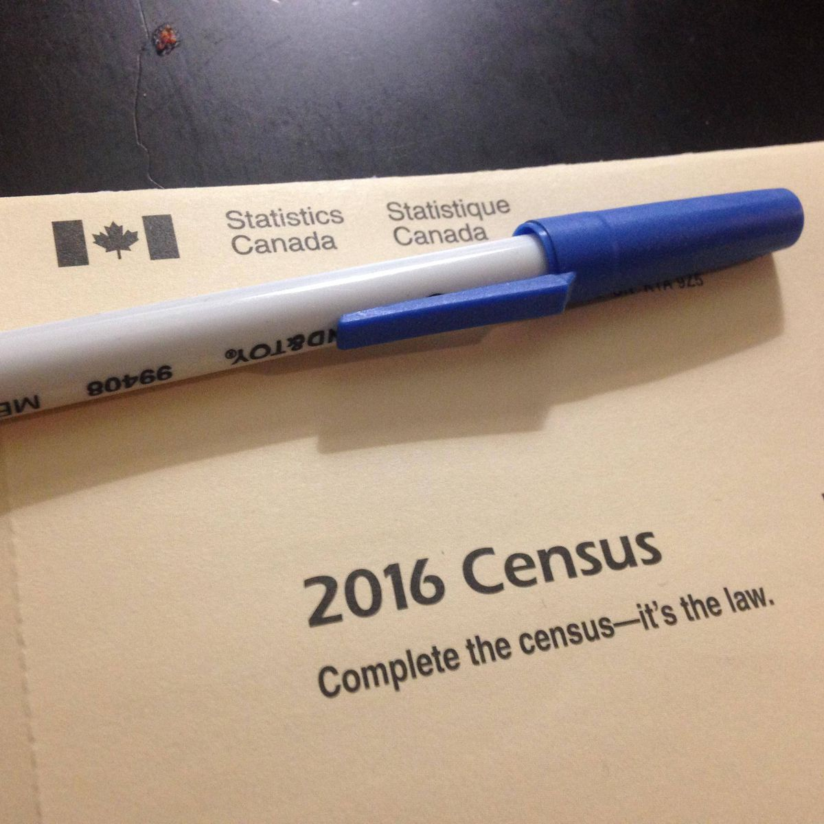 mandatory long form census forms - HD1200×1200