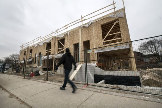 Critics lament slow pace of Ontario home building warranty revamp