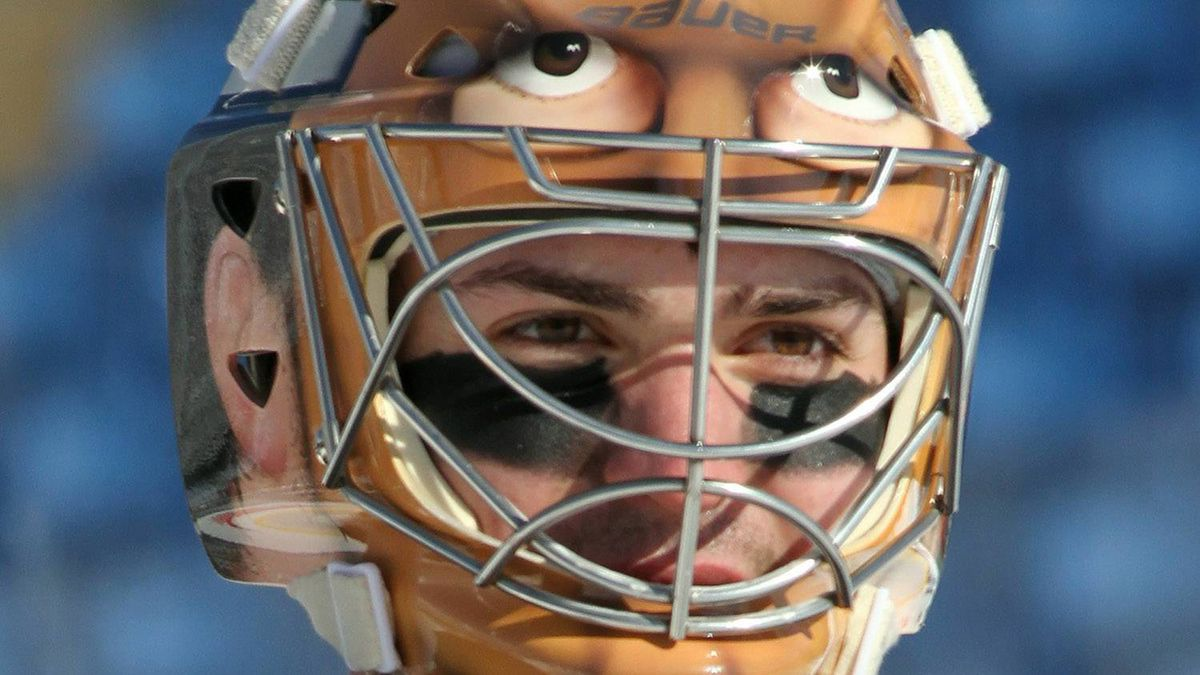 Carey Price Unveils New Mask The Globe And Mail