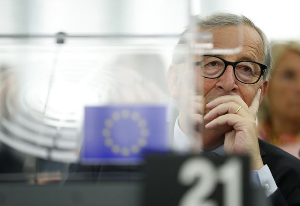 Juncker says European Union open to dropping 'backstop' from Brexit deal