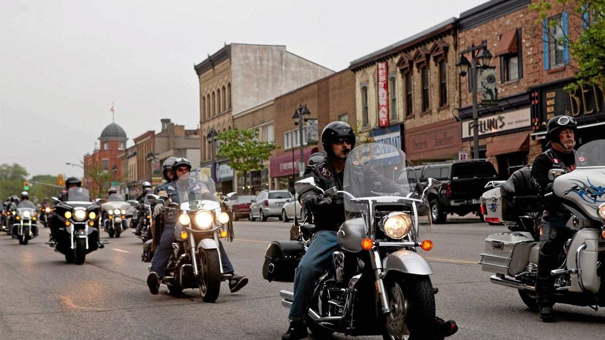 Elliot Lake Motorcycle Rally