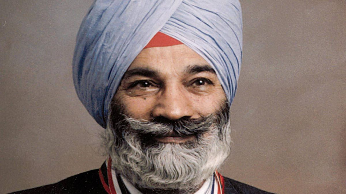 Journalist Tara Singh Hayer is shown in this undated photo release by the Air India Inquiry. The Canadian Press