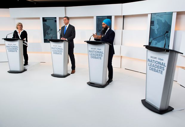 Was Canada's first election debate 'real', and does it even really matter?