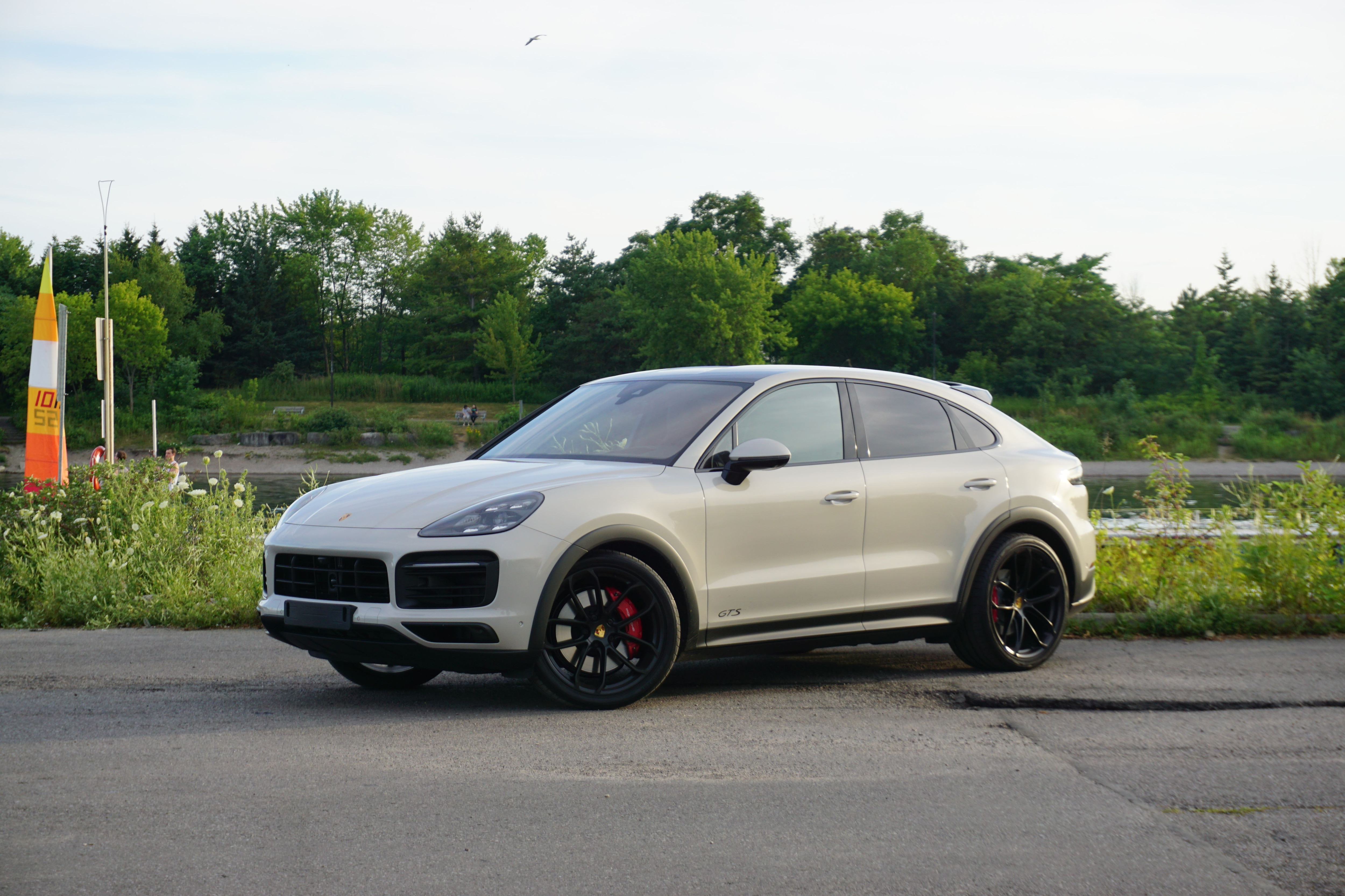 Review The 2021 Porsche Cayenne Gts Coupe Is An Suv That Handles Like A Sports Car The Globe And Mail