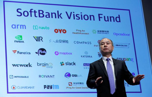 SoftBank's damage from Uber and WeWork could exceed $5 billion