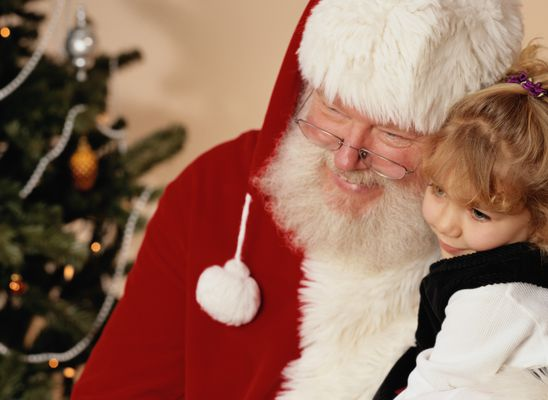 How to talk with your children about Santa Claus