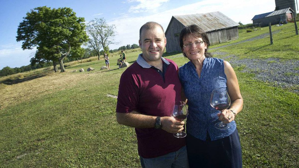 Gerry and Lia Spinosa made just 500 cases at Exultet Estates last year. The flagship 2009 pinot noir, called The Beloved, is spicy, sublime and already half gone at $65.