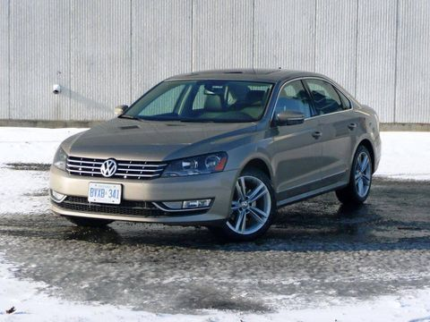Review: 2015 Volkswagen Passat TDI an affordable alternative to gas