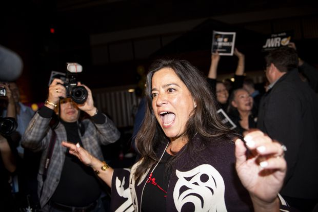 Federal election 2019: Jody Wilson-Raybould wins seat in Vancouver Granville, will serve as lone Independent in Parliament