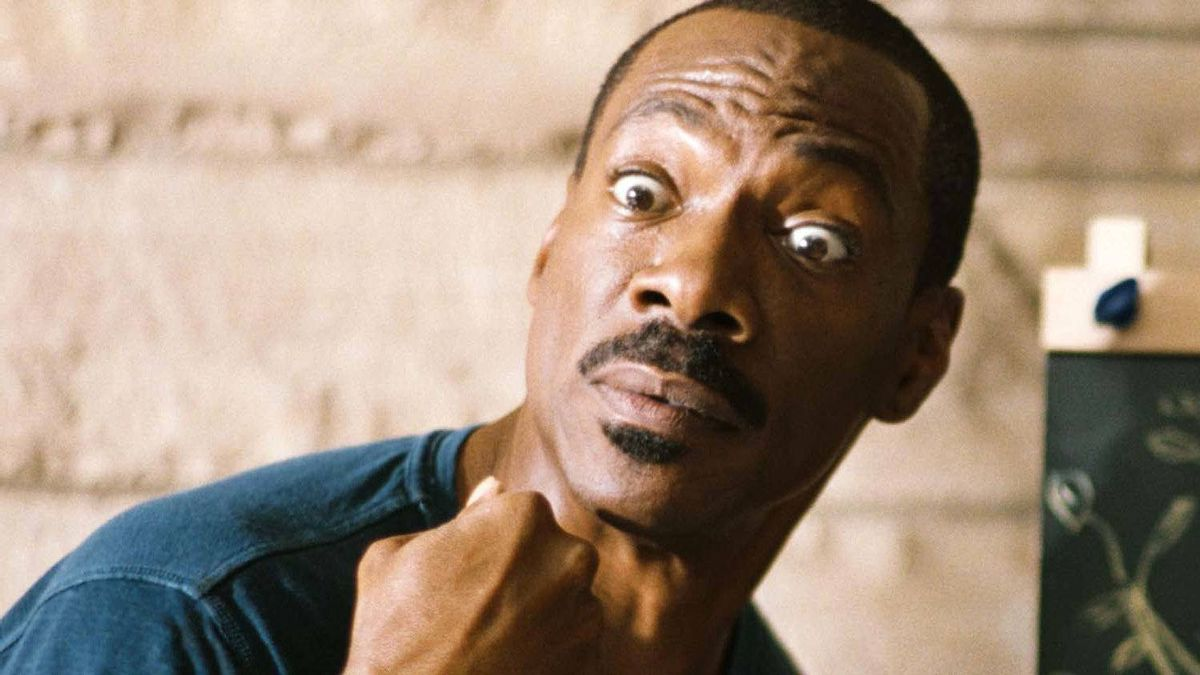 """Eddie Murphy in a scene from """"A Thousand Words."""""""