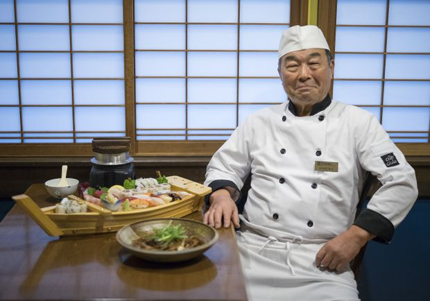 How Japanese cuisine has blossomed in Toronto