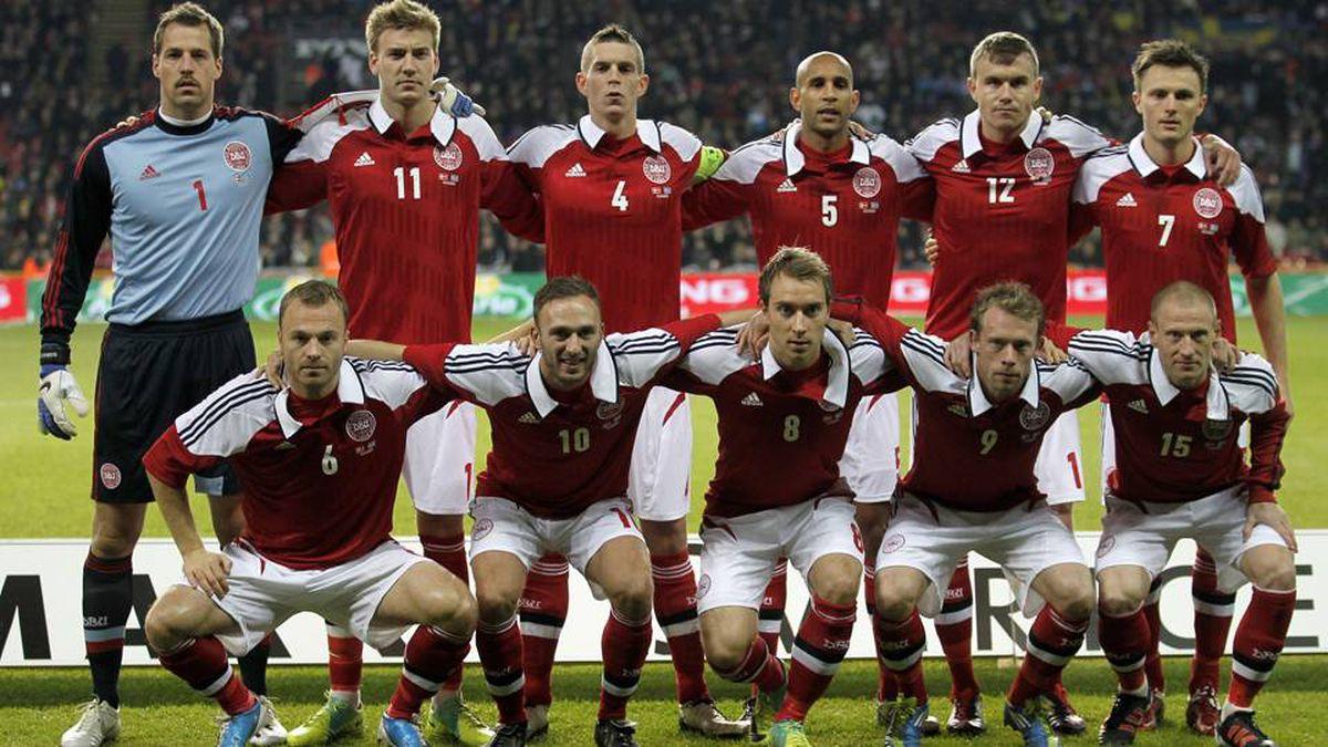 Nationalmannschaft Dänemark
