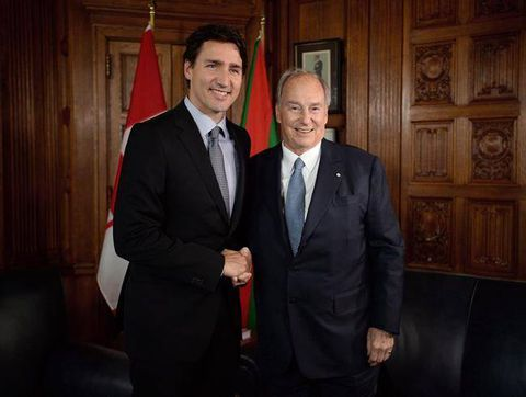 Trudeau apologizes for violating ethics laws with visits to Aga Khan's island