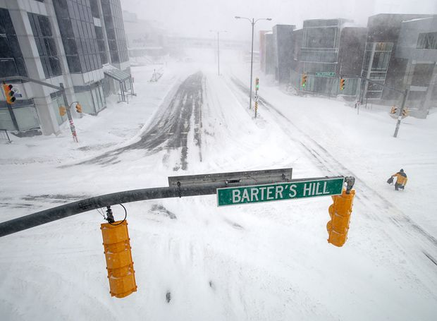 'Unprecedented' blizzard prompts state of emergency in St. John's