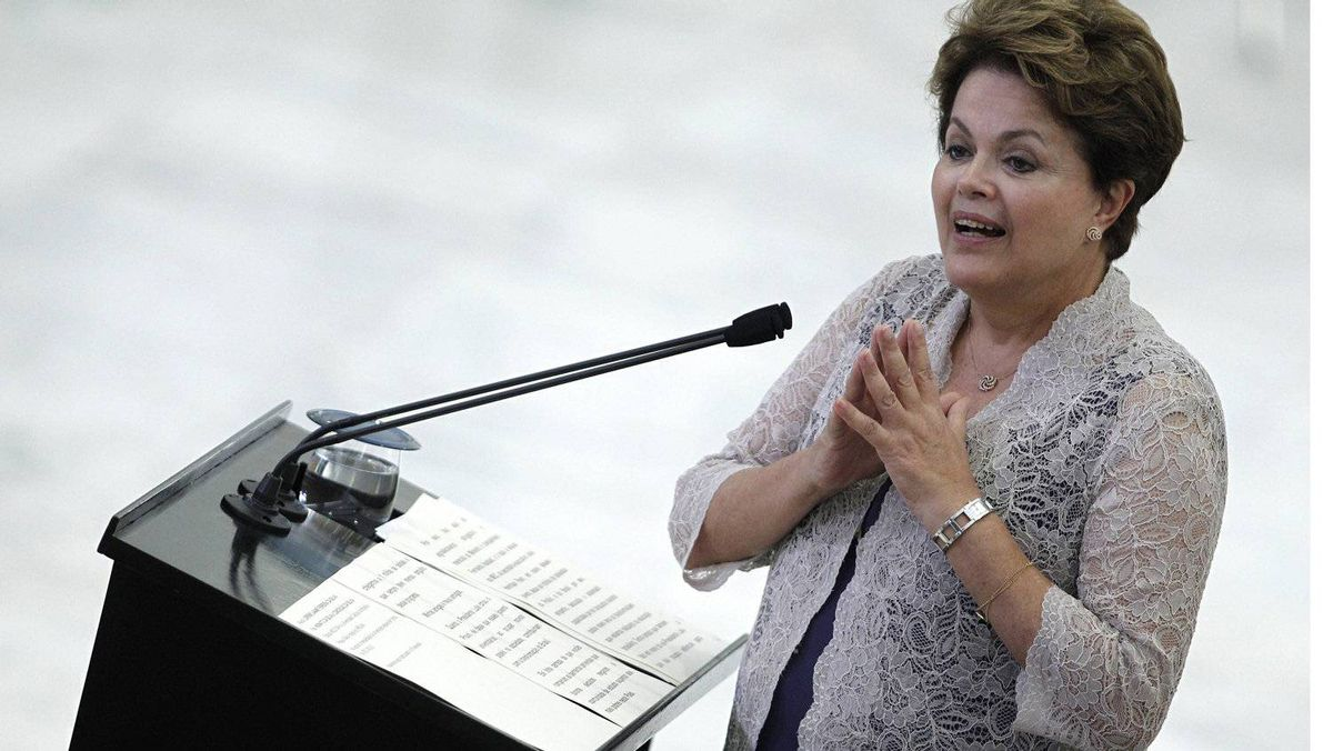 Persistent price pressure could be a headache for Brazilian President Dilma Rousseff as she races to shore up an economy that lagged most regional peers in 2011.