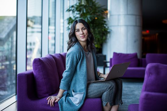 Serial entrepreneur Devon Brooks taps into the popularity of coaching for her new venture