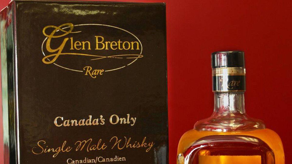 Glenora distillery's Glen Breton Rare whisky