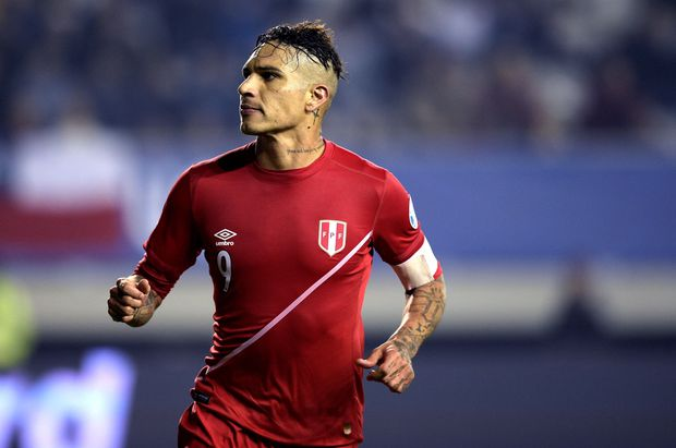 6c481bd39 Peru captain Guerrero will play at World Cup after doping suspension ...