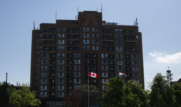 Justin Trudeau 'disturbed' by Canadian military report alleging care home abuse