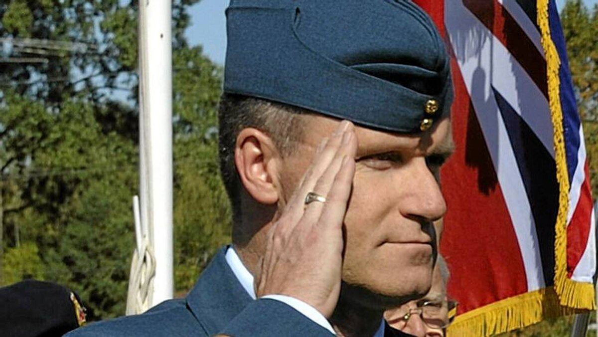 Colonel Russell Williams, Wing Commander of Canadian Forces Base Trenton, is pictured in this September 20, 2009 handout photo.