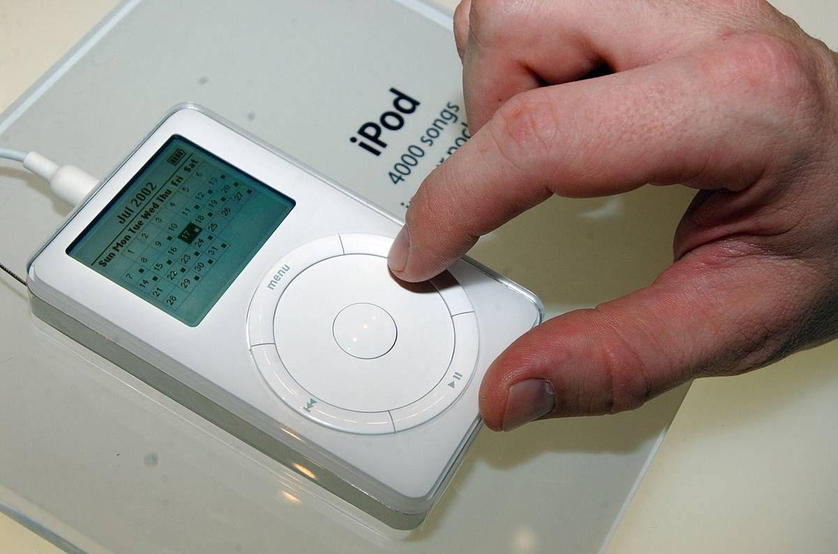 Rumours of an Apple phone ran rampant in the years prior to 2007, with some particularly crazy gems — that it would boast an iPod-style clickwheel, or route calls over a home wireless connection instead of that of Rogers or Telus. Of course, neither rumour exactly come true, but all was revealed on January 9, 2007, when the device was unveiled at Macworld.