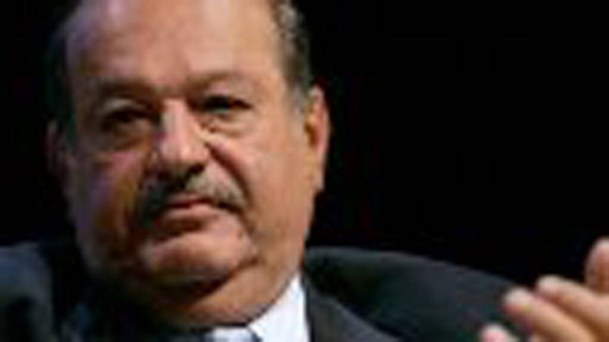 Billionaire Carlos Slim dominates Mexico's home phone and cellphone industry.