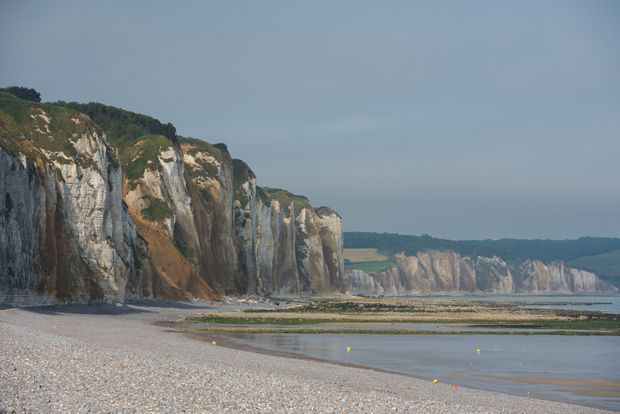 The battle scars and natural beauty of France's Normandy