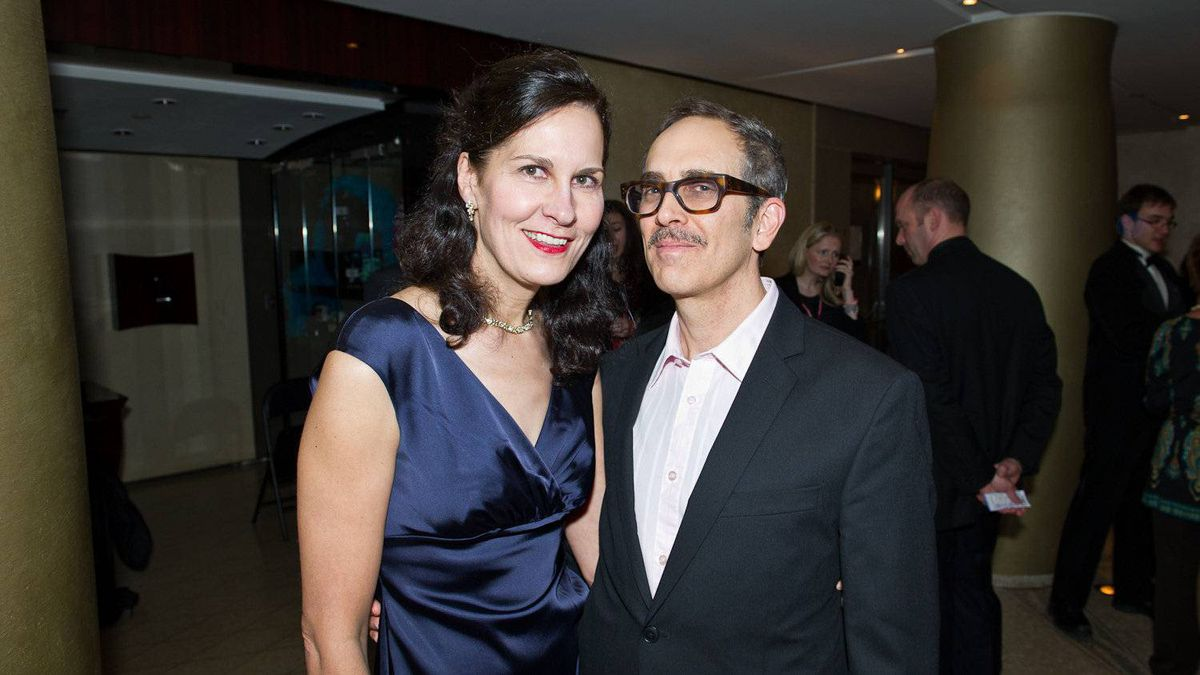 Susan Mitchell and Dean Mitchell