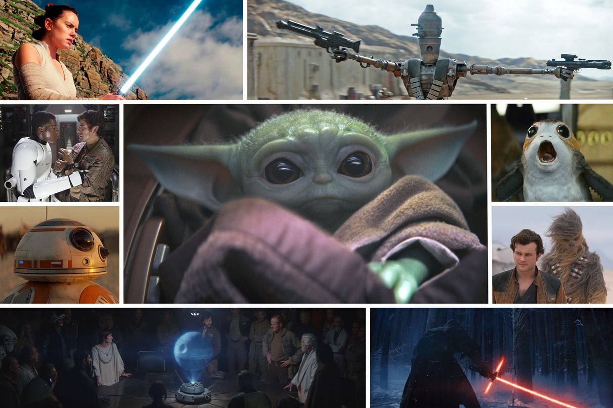 The state of Star Wars, seven years and one trilogy after Disney's multibillion-dollar galactic resurrection
