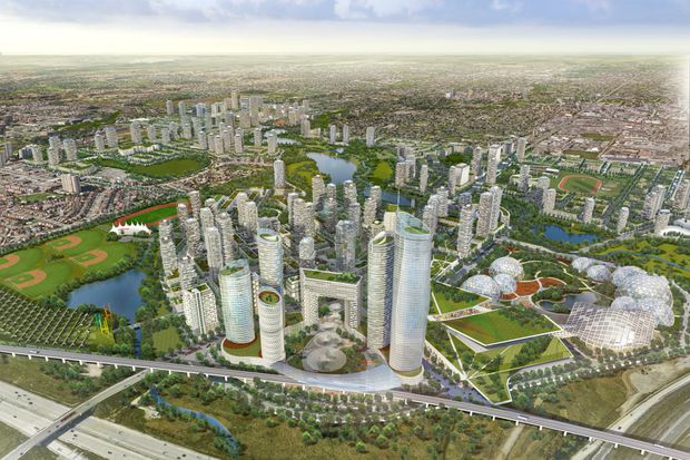 Brampton Comes Alive A Big Bold Vision For Remaking The Suburbs