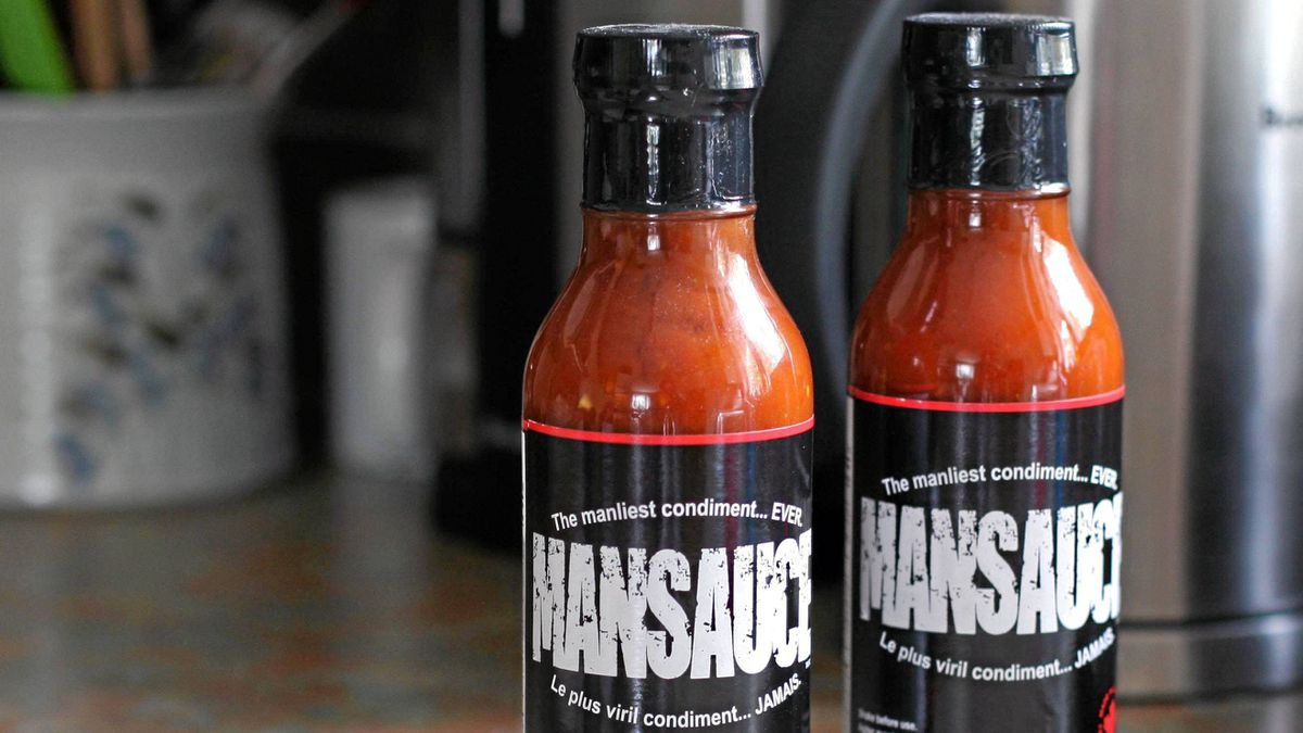 Are you manly enough for Mansauce hot sauce?