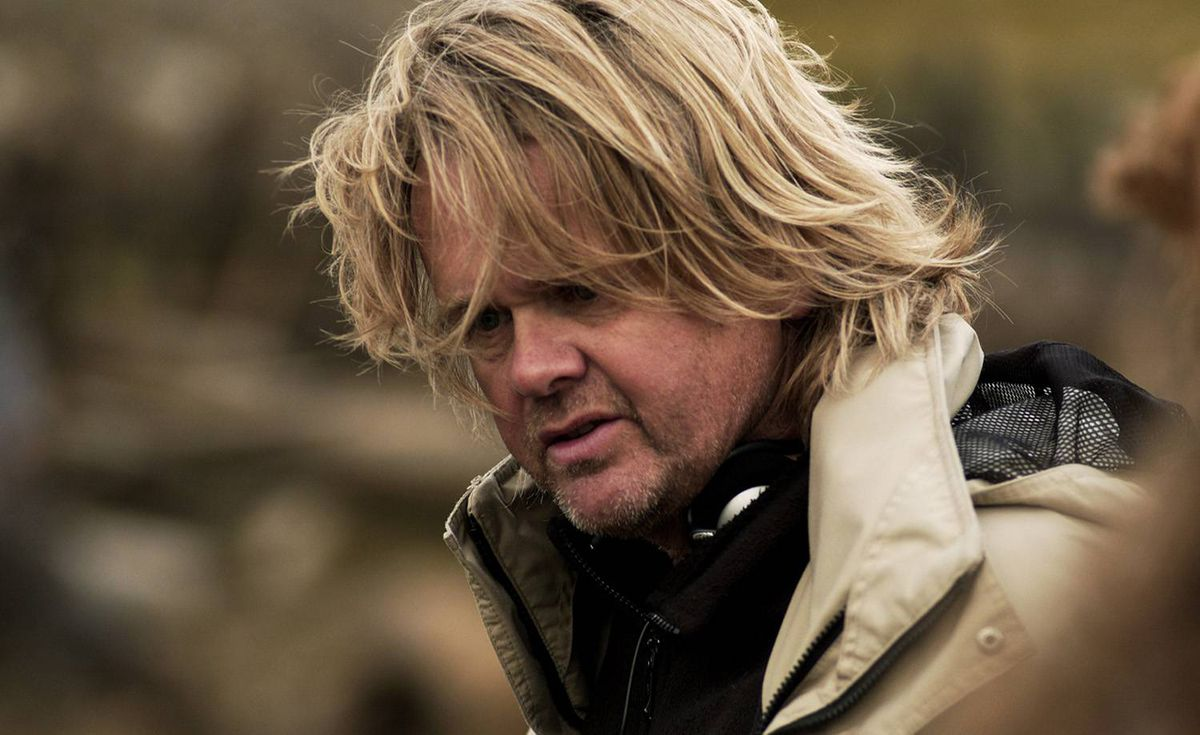 """STURLA GUNNARSSON, filmmaker: """"I've already had the swine flu. I'm going to be the last man standing. … It was miserable. … It's just the flu, a nasty flu. My wife and my son and I all had it [in September]. We had a sick household."""""""