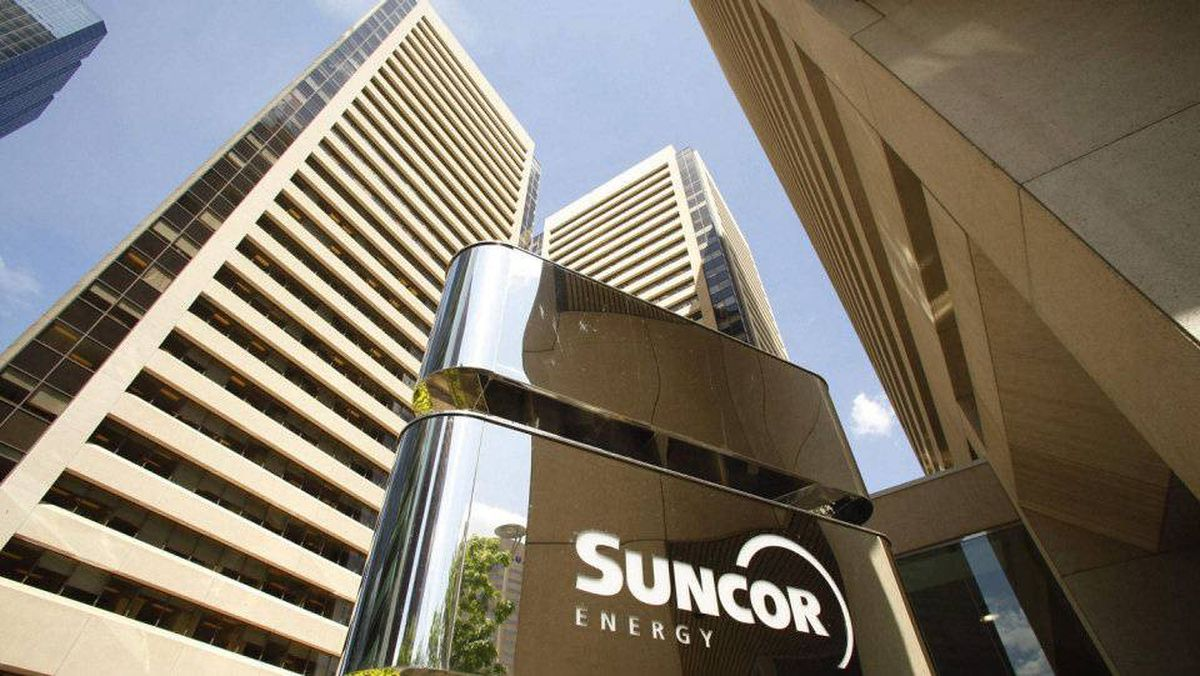 Suncor's head office in Calgary.