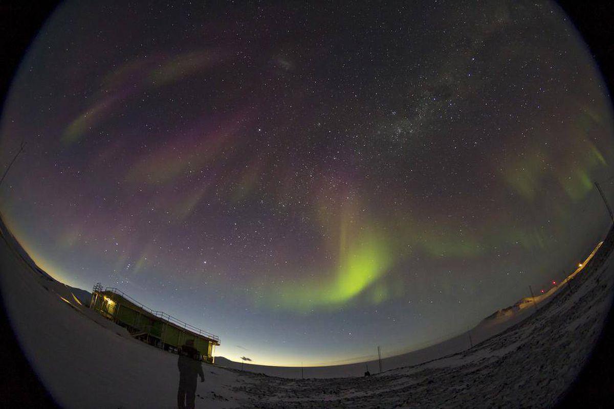 Antarctica New Zealand/AP